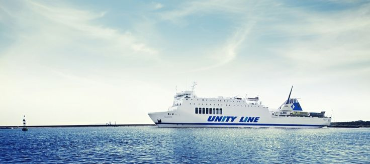 #unityline #ferry #ferries #galileusz #sea #swinoujscie #ystad #poland #sweden #färjor