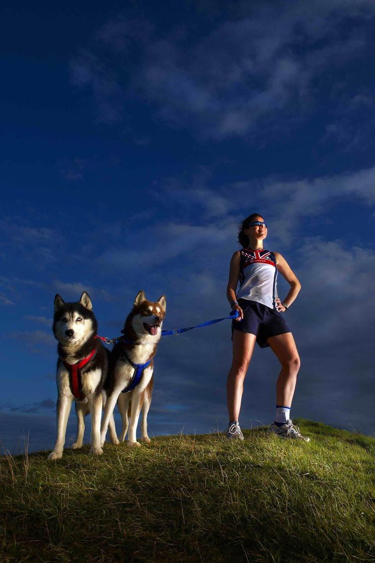 What is Canicross? Start running with your dog.