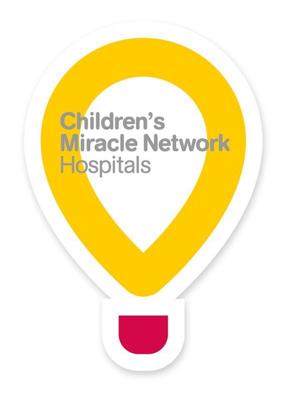 Children's Miracle Network Hospitals Logo and Identity