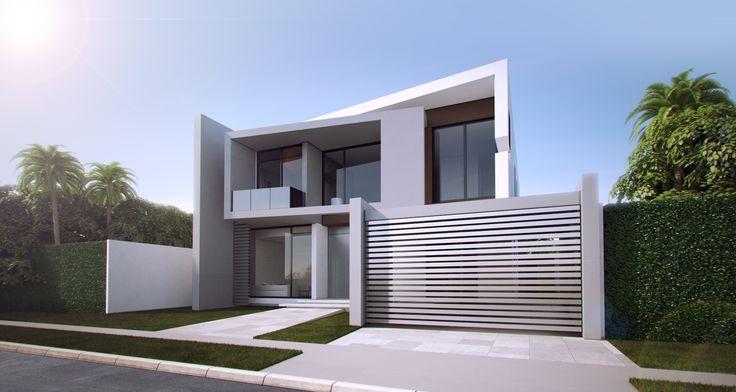 Residential #House in Guayaquil, Ecuador by arQ estudio de #arquitectura