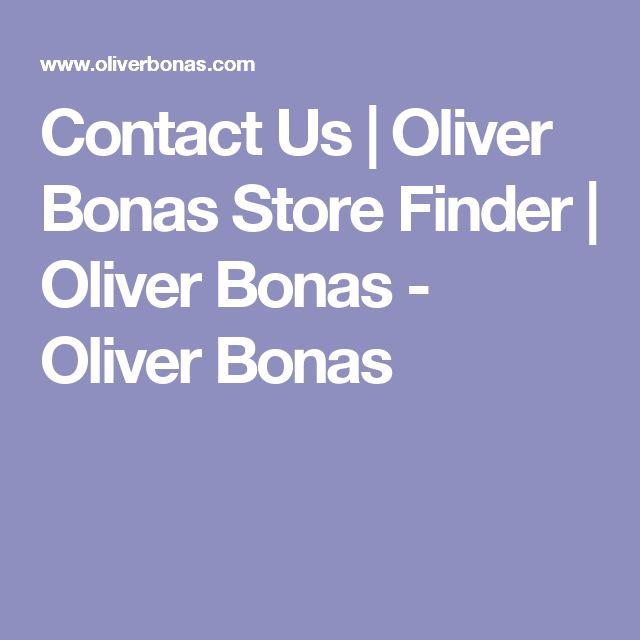 Contact Us | Oliver Bonas Store Finder | Oliver Bonas - Oliver Bonas