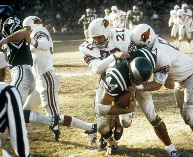 Pete Retzlaff Philadelphia Eagles 1956-66.