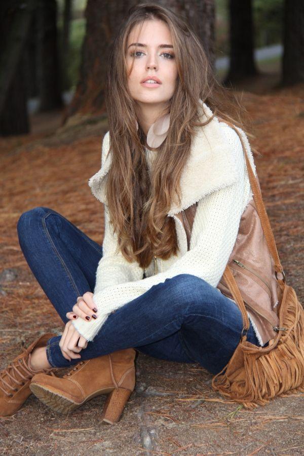 Clara Alonso < her fashion