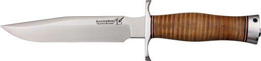 Blackjack BCB7SLCOM Classic Model 7 Fixed Blade Knife Commando  | eBay