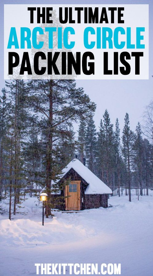 Packing for the arctic circle is tricky, it is a remote area so you can't just run to the store to buy anything you forgot. I did a bunch of research before we headed to northern Lapland to make sure that we packed everything we needed. Here is a comprehensive arctic circle packing list. #packingtips ***** Arctic travel | Arctic packing list | Packing list | Packing tips