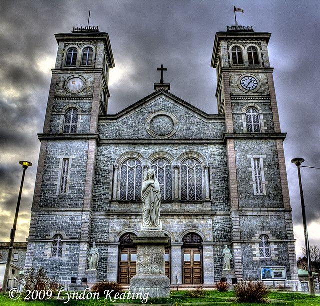 Basilica of St John the Baptist St. Johns ,Newfoundland