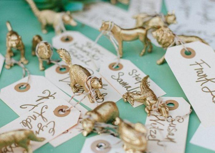 海外風パーティのマストアイテム*『エスコートカード』を可愛くDIY♩のトップ画像