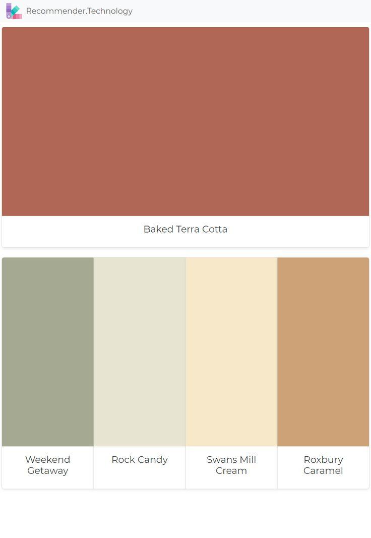 Kitchen Colors Schemes Colour Palettes Green