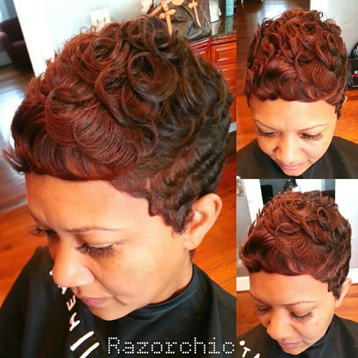 Wondrous 1000 Ideas About Razor Chic On Pinterest Hair Tips Quick Weave Short Hairstyles For Black Women Fulllsitofus