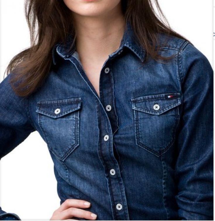 Bayan Kot Gömlek Modelleri - http://www.evlilikvitrini.com/bayan-kot-gomlek-modelleri/