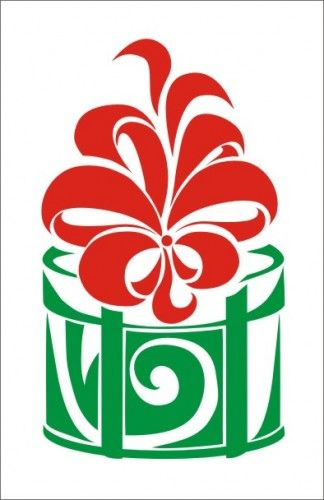 36 best images about Christmas Stencils on Pinterest ...