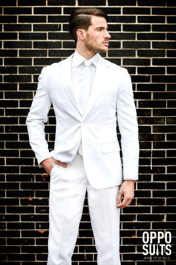 OppoSuits White Knight Kostuum online bestellen | Suitable