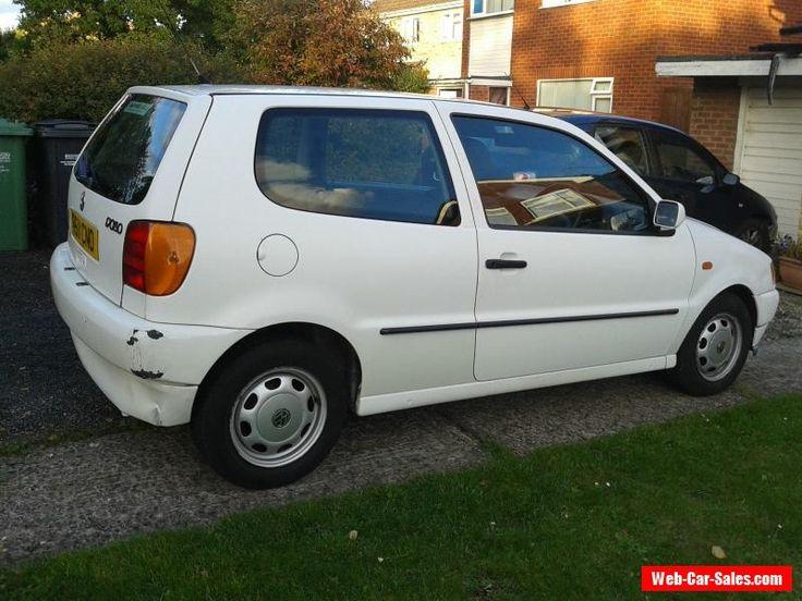 1997 VW Polo. Automatic 1.4  MOT til October #vwvolkswagen #polo #forsale #unitedkingdom