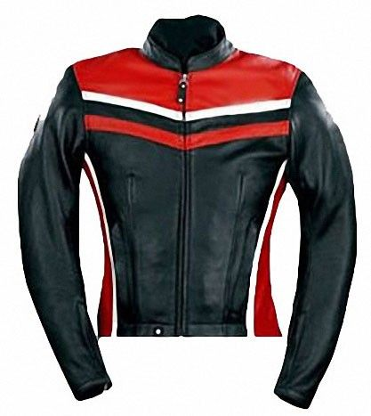 Made to Measure Custom Womens Motorcycle Leather Jacket