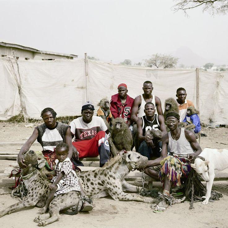 The Hyena & Other Men Pieter Hugo