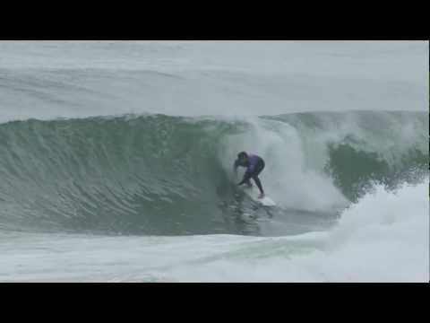 Quiksilver Pro France 2012 - Day 1 Highlights  #surf