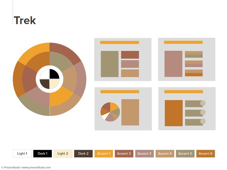 powerpoint 2010 color theme 38 trek