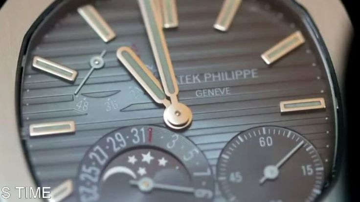 """좋아요 164개, 댓글 6개 - Instagram의 S-TIME 에스타임(@stimekr)님: """"하이엔드의 하이엔드 최고의 이름 파텍필립 ⌚👍 . . #stime #patek #patekphilippe #nautilus #moonphase #5712 #watch…"""""""