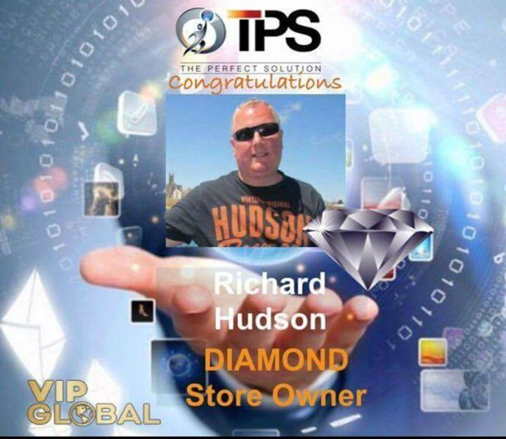Diamond geezer... moving up  #TPS #shopandbewealthy