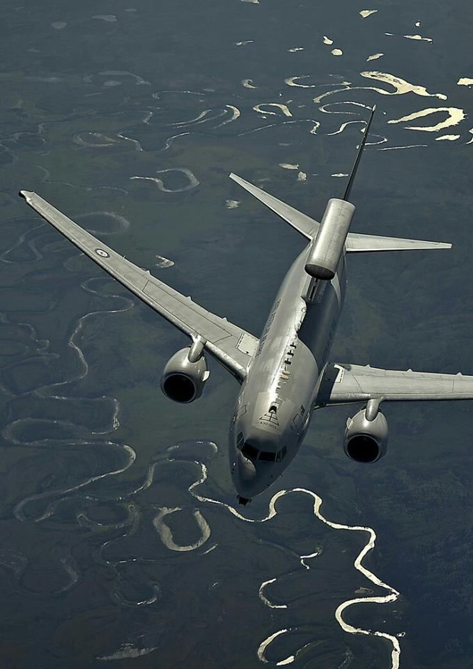 """#BOEING 737-700 AEW ROYAL AUSTRALIAN AIR FORCE"""""""