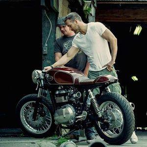 【メンズ】海外のバイクファッション特集! お洒落なコーディネートまとめ[スナップ]