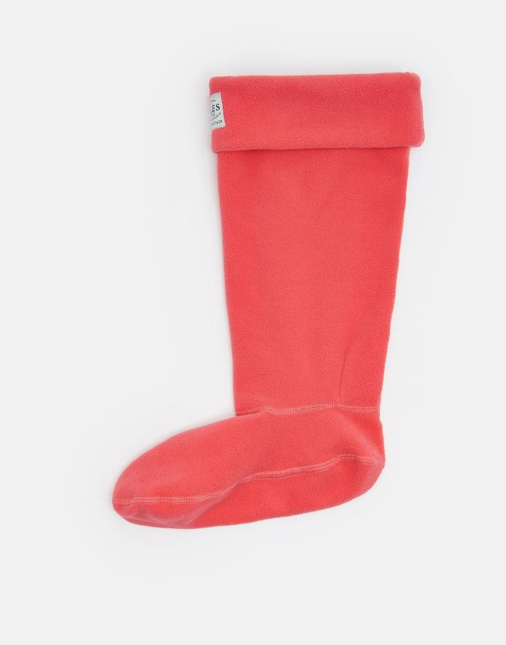 Welton Red Sky Welly Socks  | Joules UK