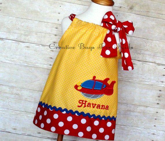 Little Einsteins Dress/ Personalized Little Einsteins Dress/