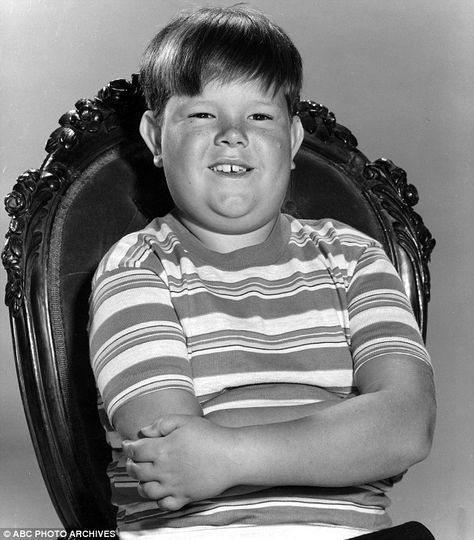Child star: Weatherwax was known for playing Pugsley in the Addams Family TV show, which ran from 1964 until 1966