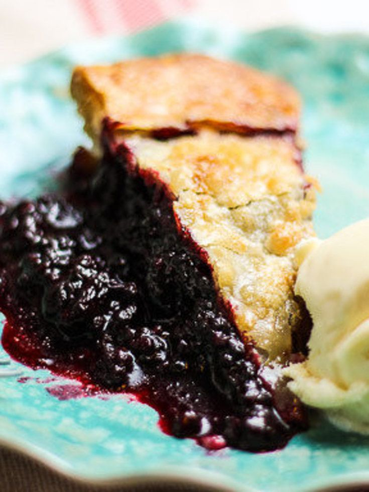Black Raspberry Pie
