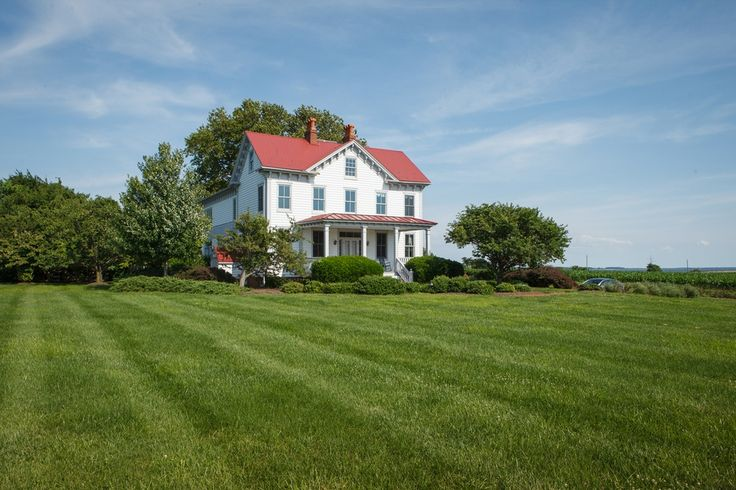 1875 farm house in rock hall md on the eastern shore