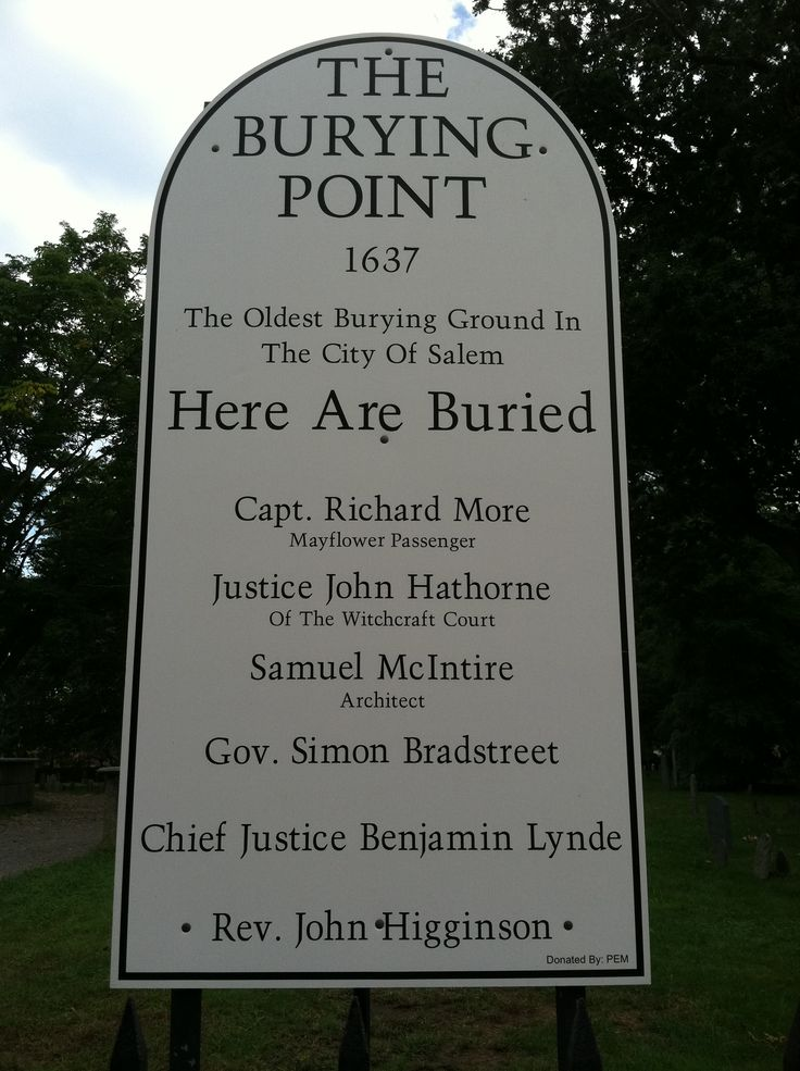Witch Trials and Burying Grounds of Salem Massachusetts Location: Salem, MA  Date: Written by: Joey TAKE NOTE: This post was written while DJ & Joey  were on ...