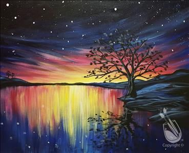 ENCORE CLASS! - Colorful Reflections | 4/16/2016 - Royersford, PA
