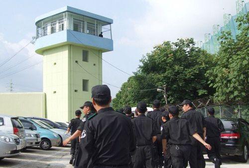 광주교도소, 트랜스젠더 수용자 징벌방 감금 논란