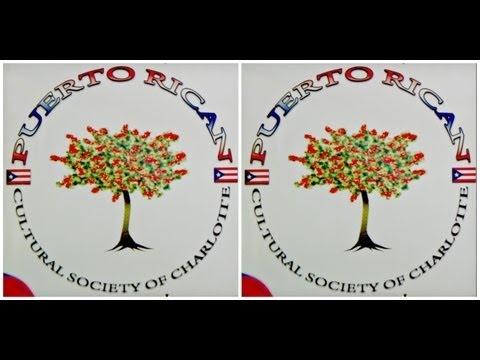 Puerto Rican Cultural Society of Charlotte NC,Judith Burgos Pinzon y Felix Lopez, Mi Viejo San Juan