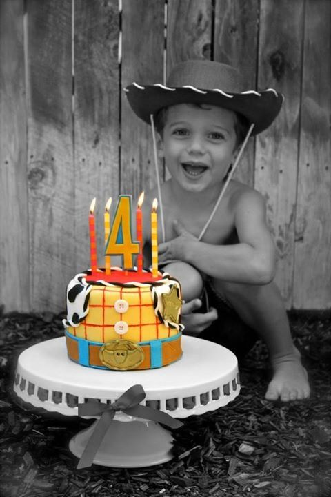 #toy story birthday #4 #love this kid