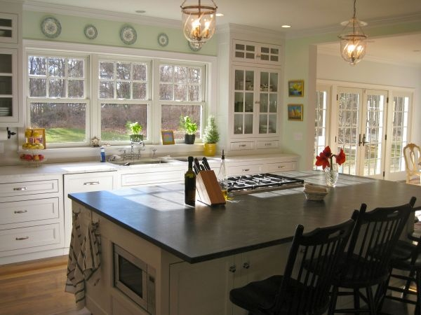 What started out as a renovation to a newly purchased old vacant home turned into a whole house tear down and moving the kitchen to a new location to be in the heart of our new home.  Although it...