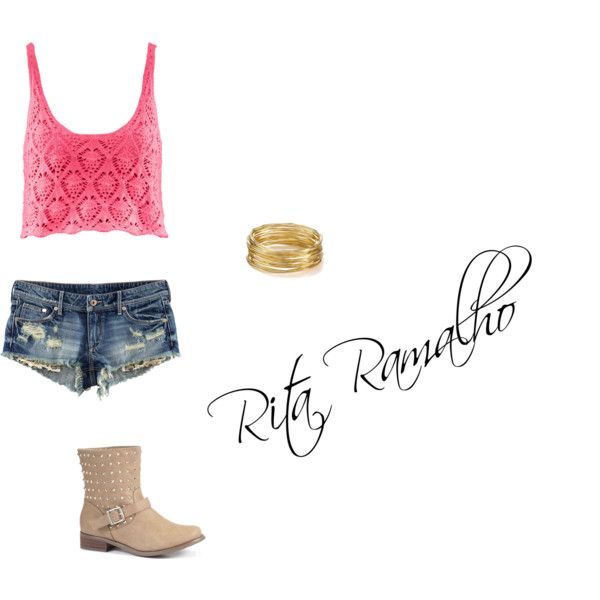 Style! by ritinha-ramalho on Polyvore featuring H&M and R.J. Graziano