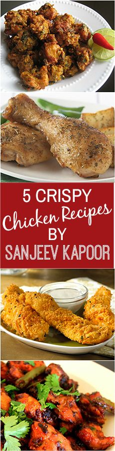 Is chicken your favourite food? Does a dish prepared with chicken make your taste buds dance? Then you probably should know Sanjeev Kapoor.