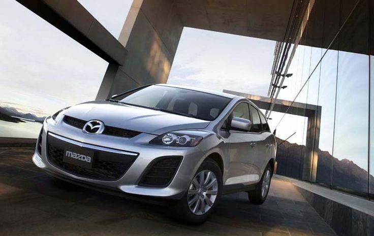 2017 Mazda CX 7 overview