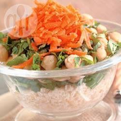 Chickpea Bulgur Salad @ allrecipes.co.uk