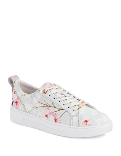 TED BAKER Ted Baker LondonOrulo Blossom Sneakers. #tedbaker #shoes #sneakers
