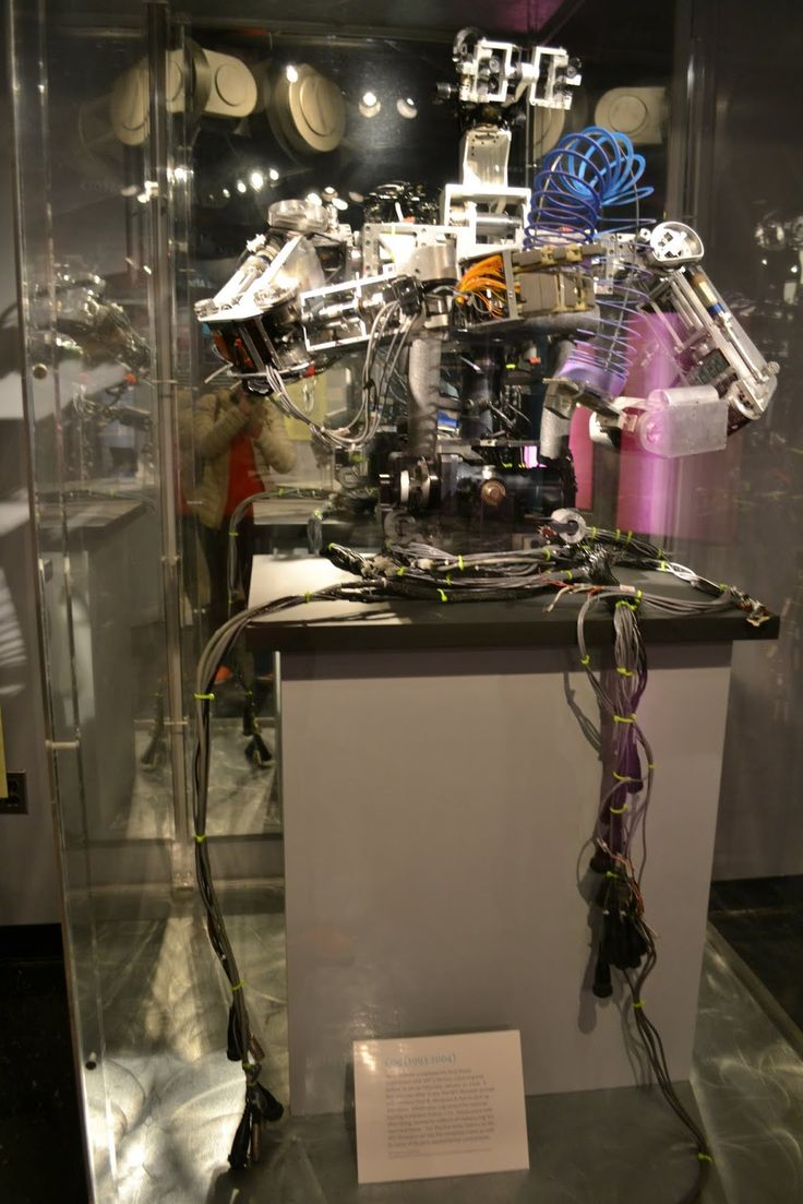 MIT museum, Boston, MA (Музей Массачусетского Технологического Института, Бостон, Массачусетс)