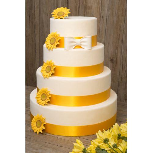 Gateau mariage alsace