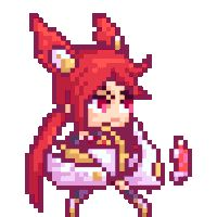 Pew Pew - Pixel Star Guardian Jinx http://gph.is/2cM0V7A #games #LeagueOfLegends #esports #lol #riot #Worlds #gaming