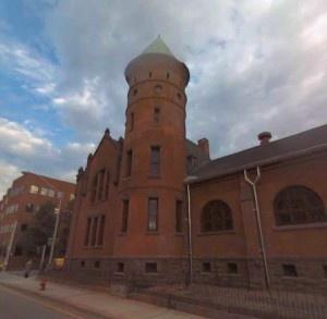 Poughkeepsie New York - The Town