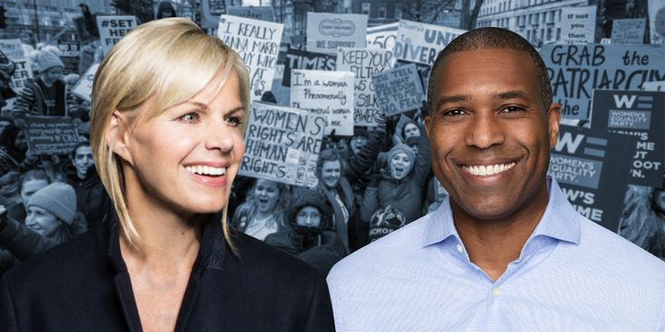 Gretchen carlson and ubers tony west heres one big