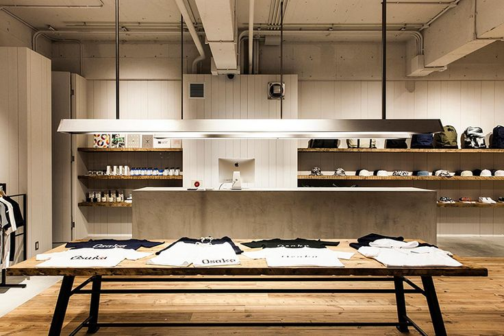 Saturdays Surf NYC Opens Flagship Store In Osaka, Japan