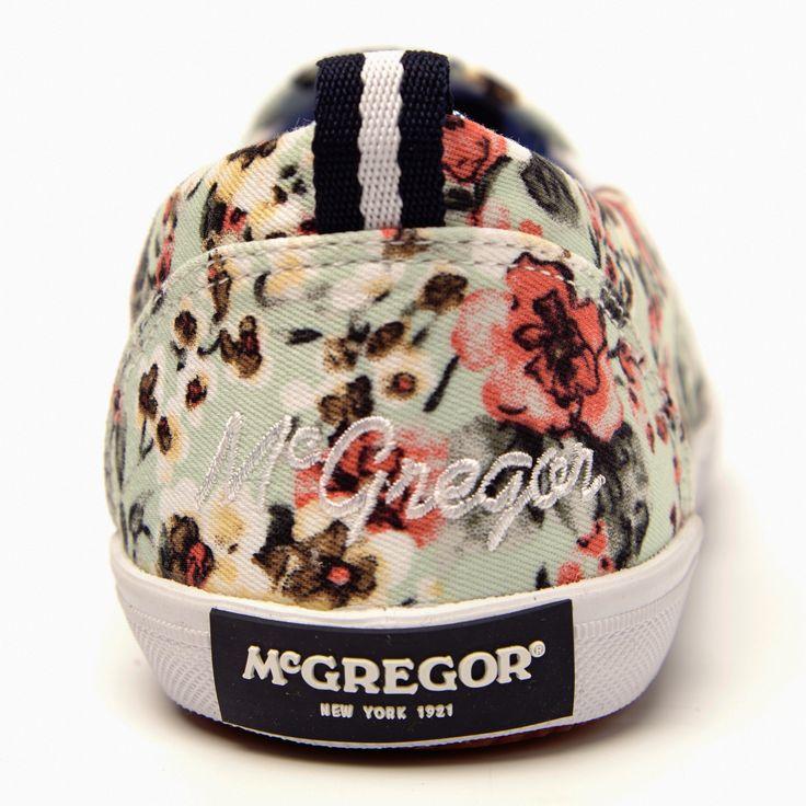 Sneakers Chelsie http://www.mcgregor.nl/schoenen-sneakers-chelsie-bloem-zomer-2015.html