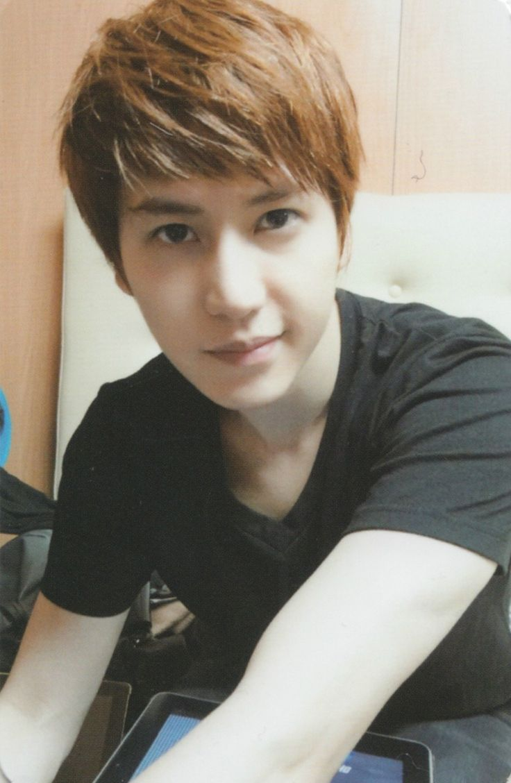 Super Junior Kyuhyun. Looks a lot like an asian version of my friend Jose, just minus the snakebites xD omg i like it