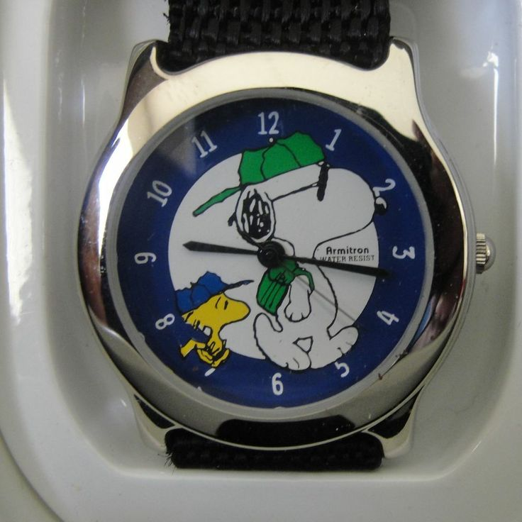 1000 images about snoopy watches on pinterest for Snoopy watches